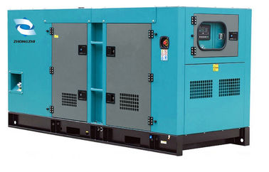 Canopy Type 30kw Silent Diesel Generator Cummins Engine Soundproof